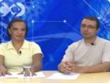 Profa. Selma e Prof. Sérgio