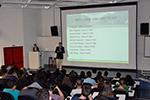 Alunos do Objetivo recebem informações sobre como estudar no MIT