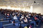 Palestra sobre a Fuvest esclarece d�vidas de alunos