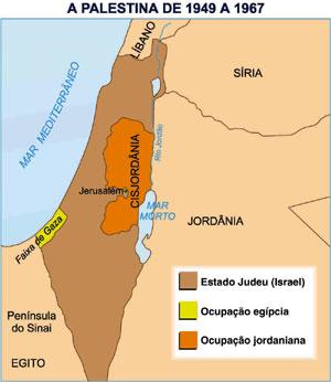 A Questão Palestina
